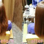 夏の紫外線で痛んだ髪を修復!